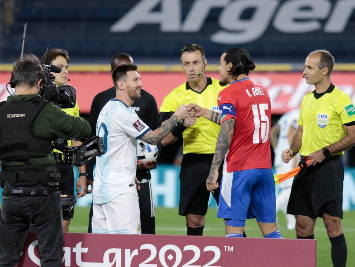 argentina paraguay fecha 3 eliminatorias catar 2022