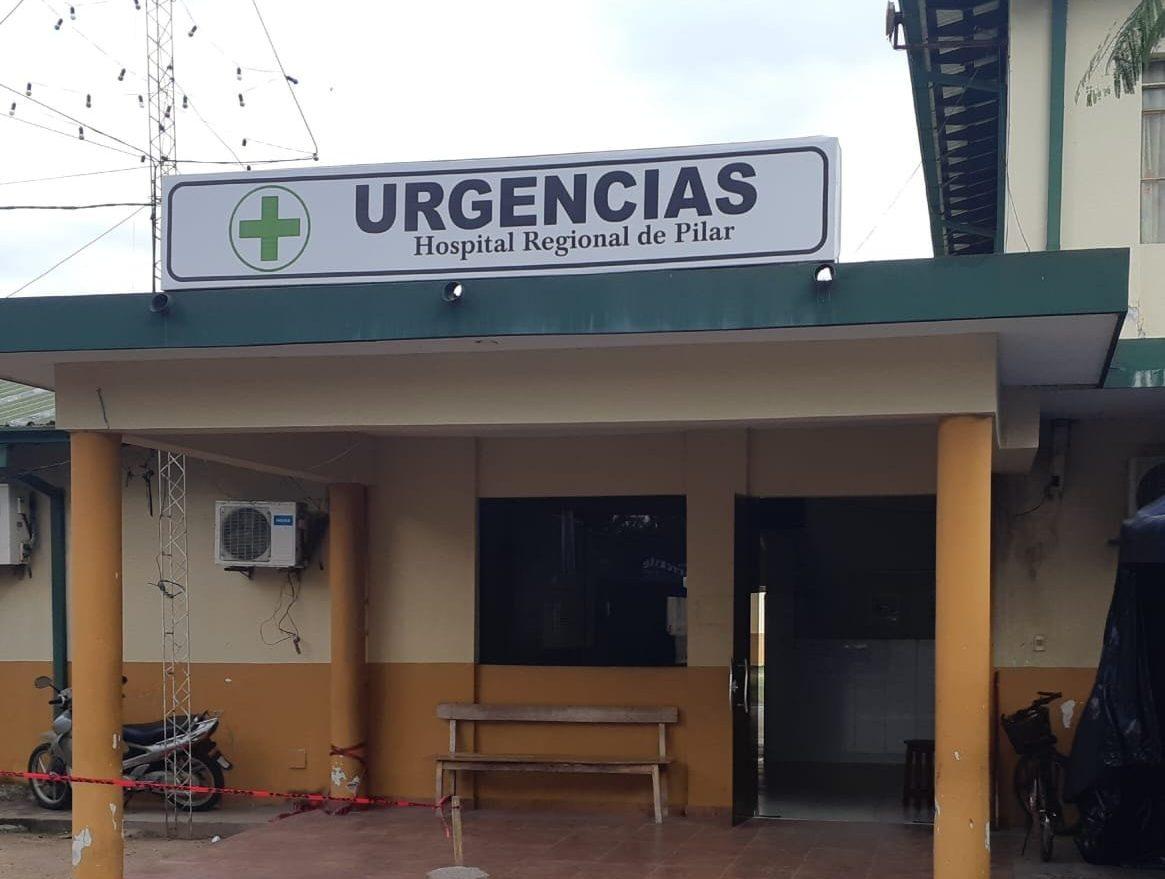 Hospital regional de Pilar FB