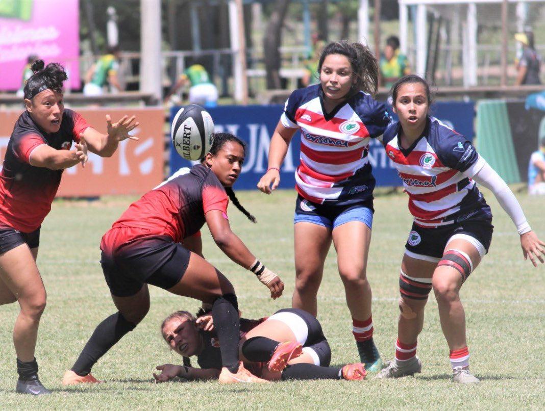 rugby femenino las Yacarés sudamericano montevideo 2020