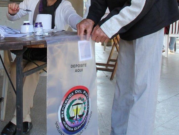 voto elecciones urna comicios
