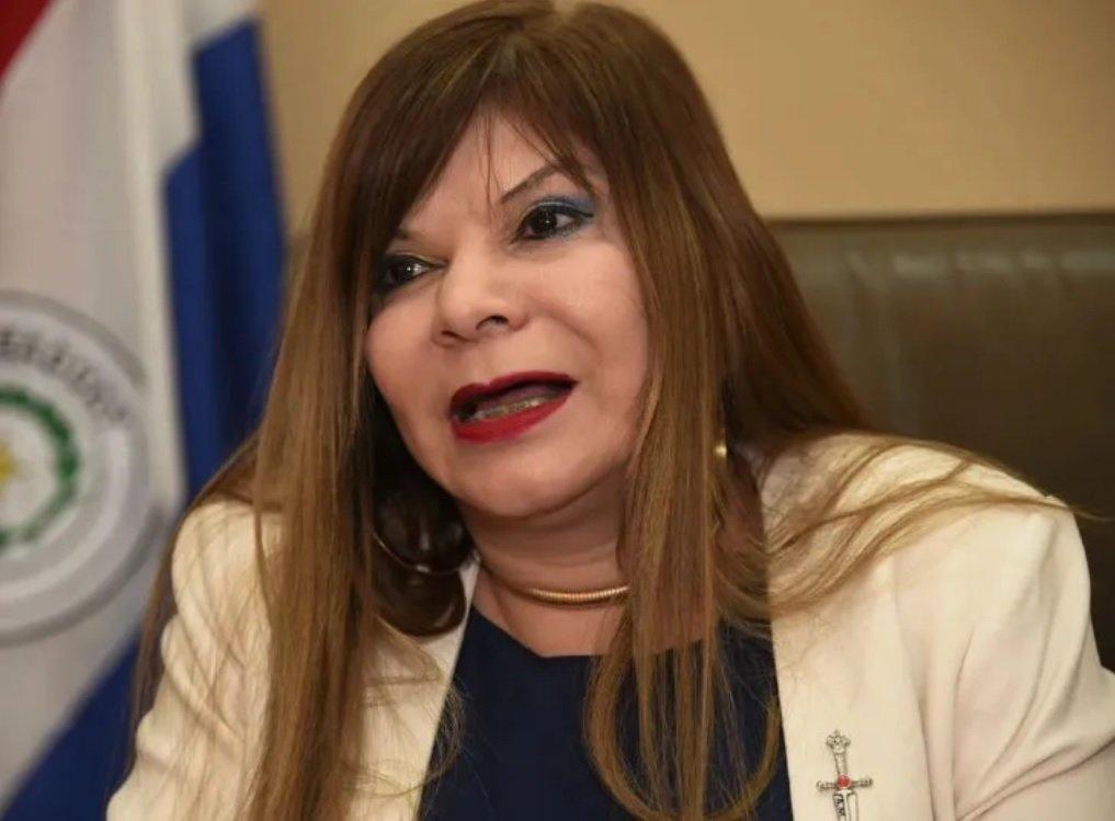 yolanda gonzález directora del hospital nacional itaugua UH