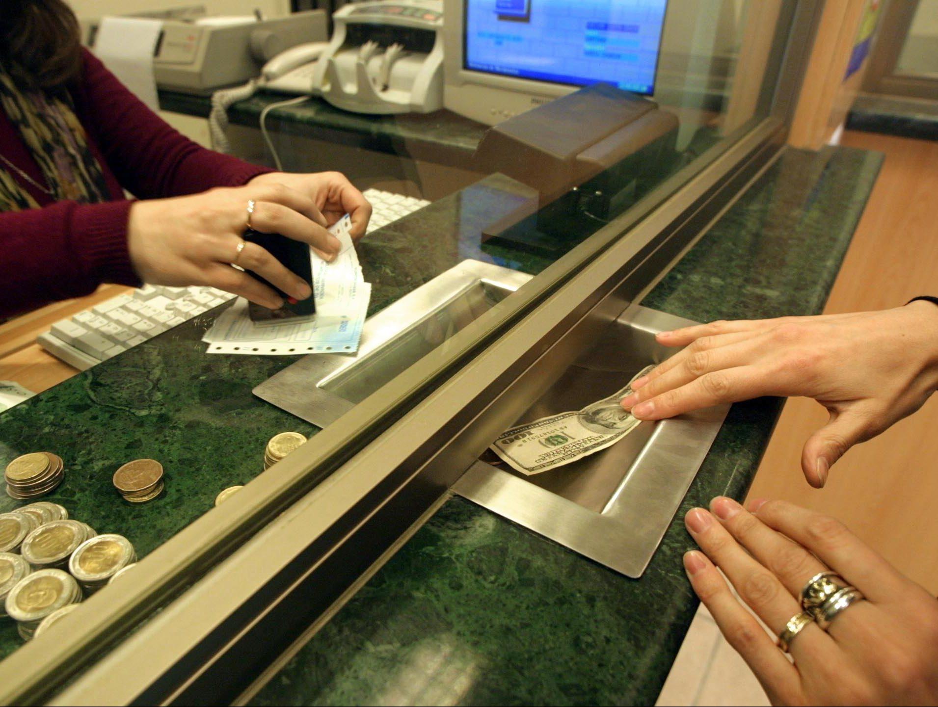 dolares casas de cambio monedas economia dinero