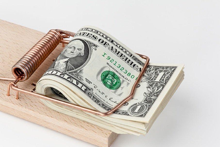 dinero usura dolar economia inflacion