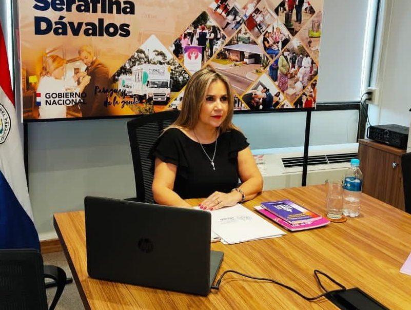 Liliana Zayas exviceministra de la Mujer