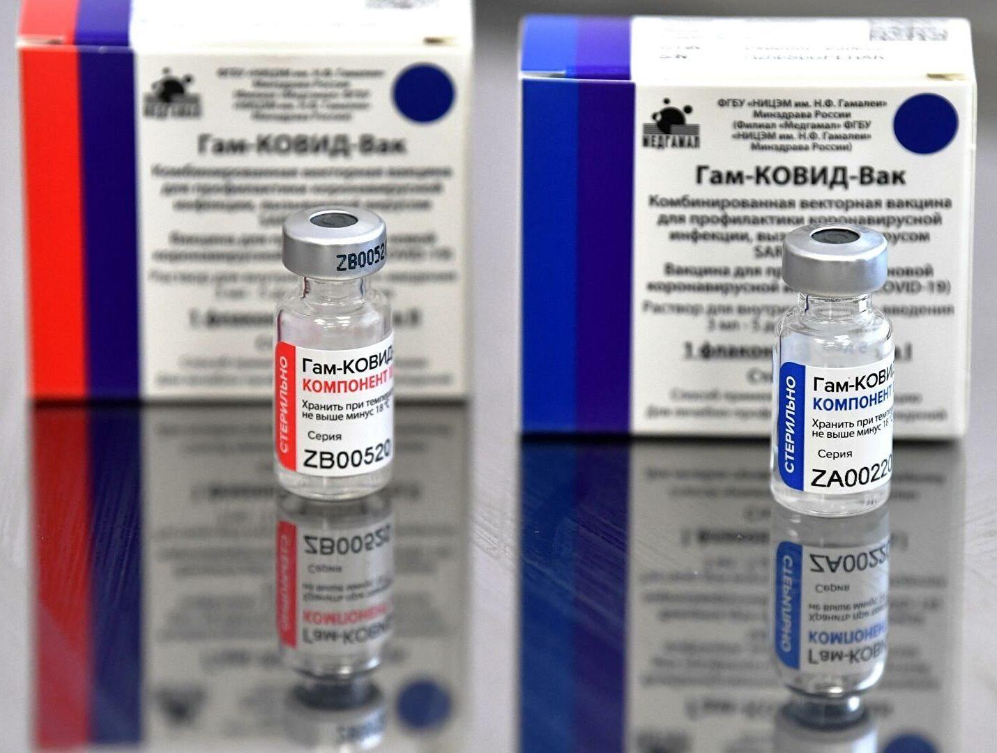 vacuna anti covid sputnik V coronavirus 0