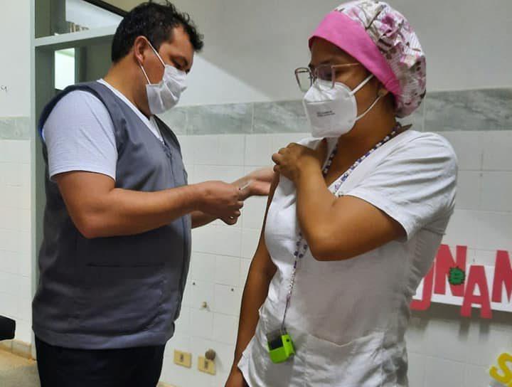 vacunacion covid xiv region sanitaria b
