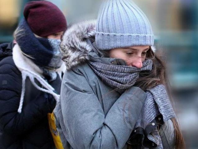 clima ambiente frio