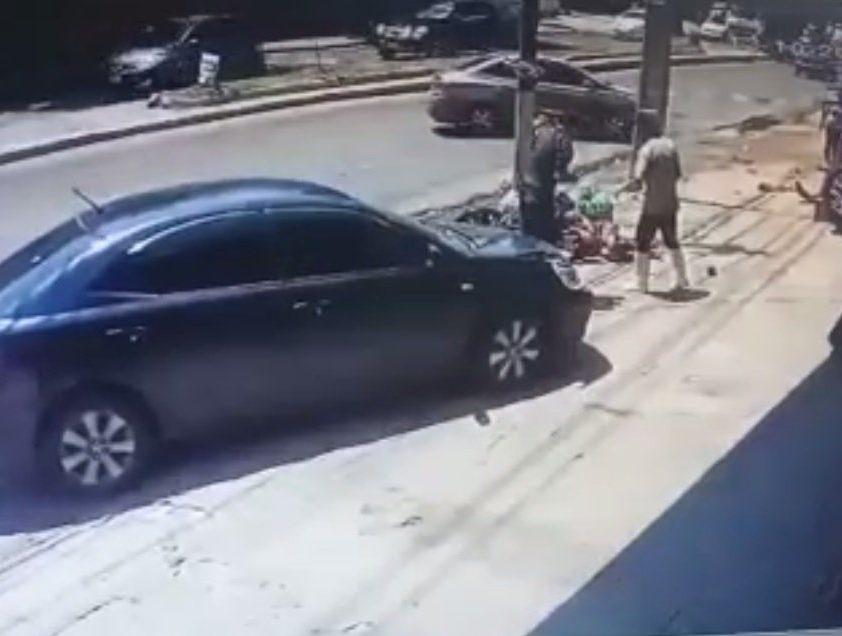 accidente fatal motociclista policia