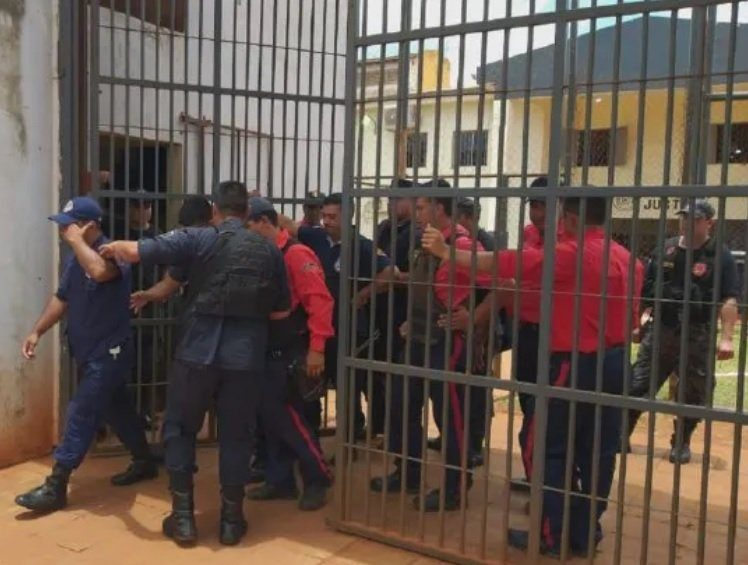 cárcel de Pedro Juan Caballero Foto UH