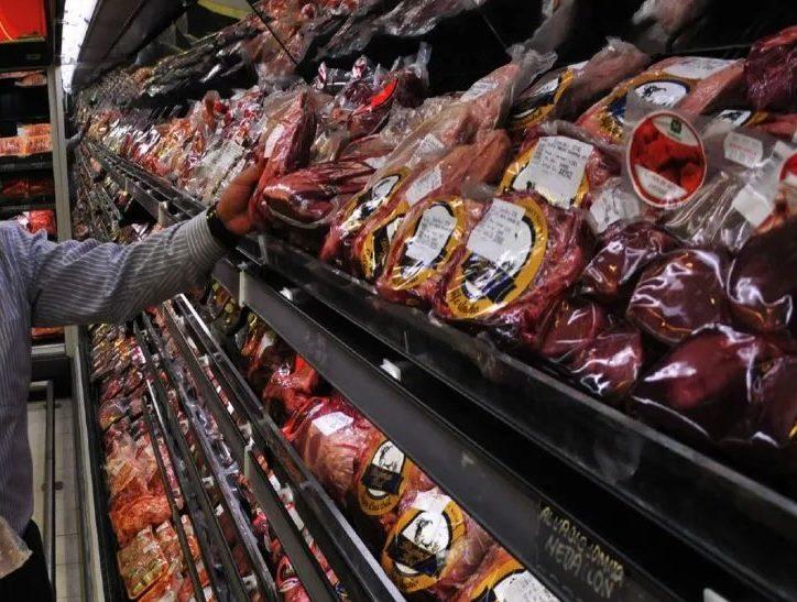 supermercado carniceria
